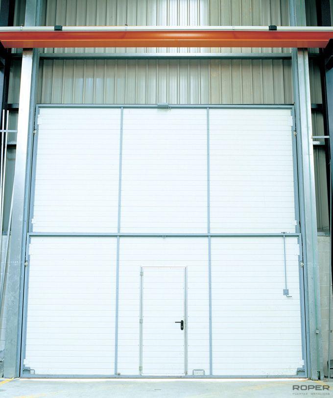 Puerta Guillotina Industrial 1