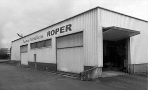 Puertas de garaje historia de las mismas - Puertas metalicas roper ...