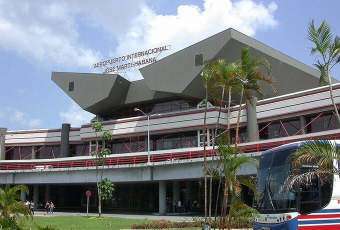 Aeropuerto La Habana