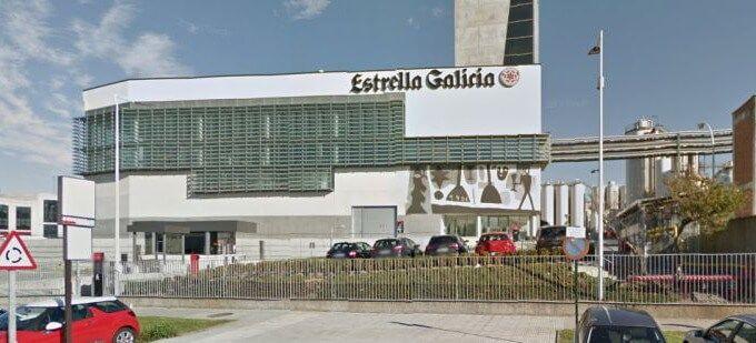 Fabrica Estrella Galicia