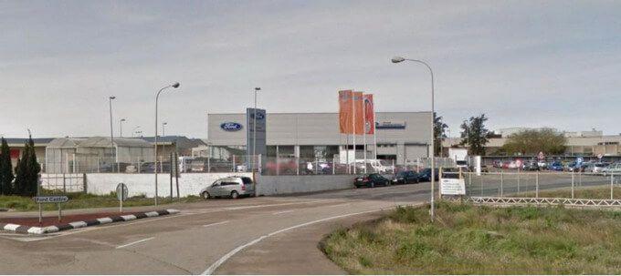 Factoría Ford Almussafes