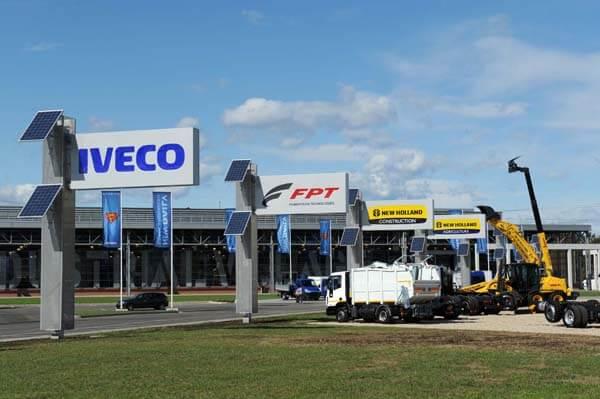 Factoría Iveco
