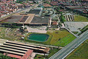 Puertas roper en Factoria John Deere