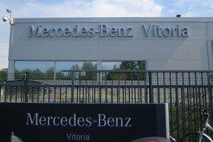 Puertas Roper en Mercedes-Benz