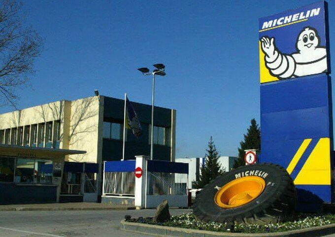 Factoría Michelin