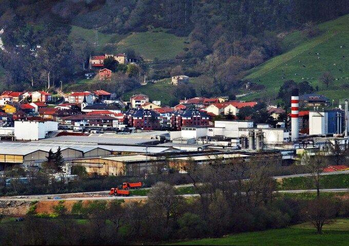 Factoría Nestlé