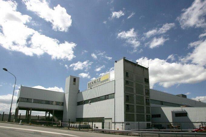 Factorías Renault