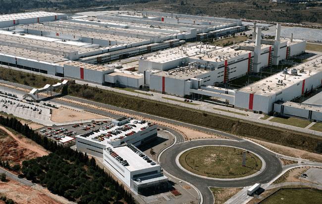 Factoría SEAT
