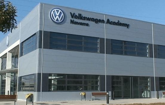 Factoría Volkswagen Pamplona