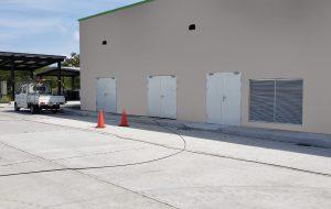 Puertas Cortafuego Batientes de grandes dimensiones - 60 minutos