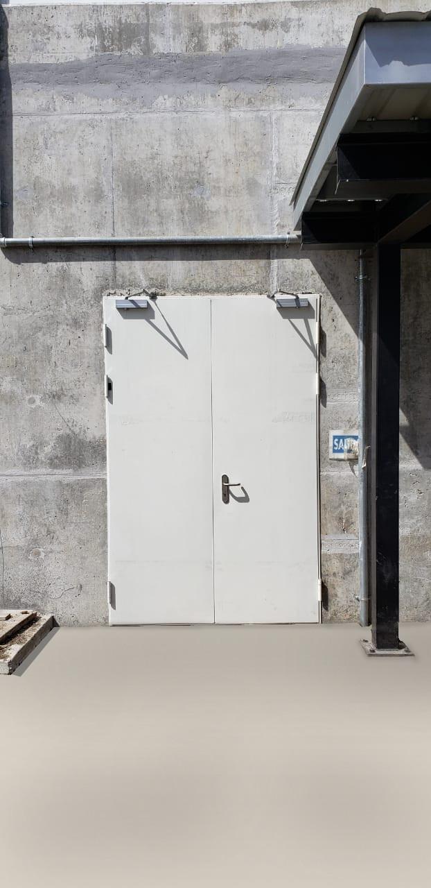 Puerta Batiente Cortafuego Grandes dimensiones 2 1