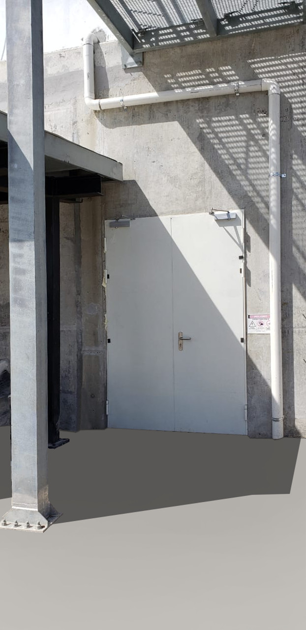 Puerta Batiente Cortafuego Grandes dimensiones 3 2