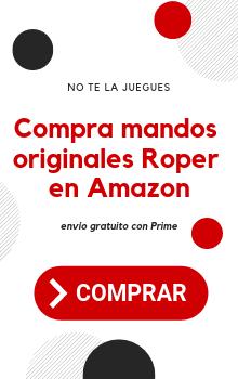 Compra mandos originales Roper