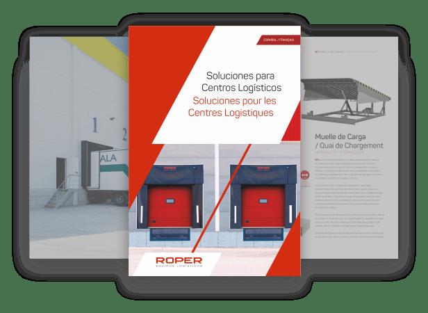 Catálogo de Soluciones Logisticas ROPER