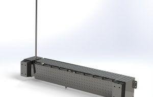 Una minirampa que puedes instalar sin obras